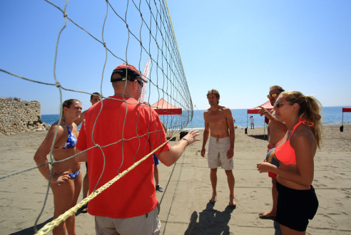 Beach Volley | Team Building Sport Activity