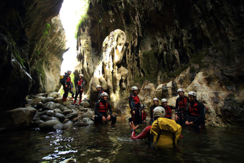 Canyoning | Great Adventures for businesses