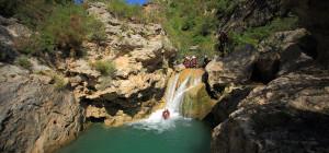 barranquismo-descenso-canon-aventura-exploramas3