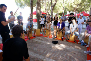 batalla-flamenca-team-building-exploramas-4