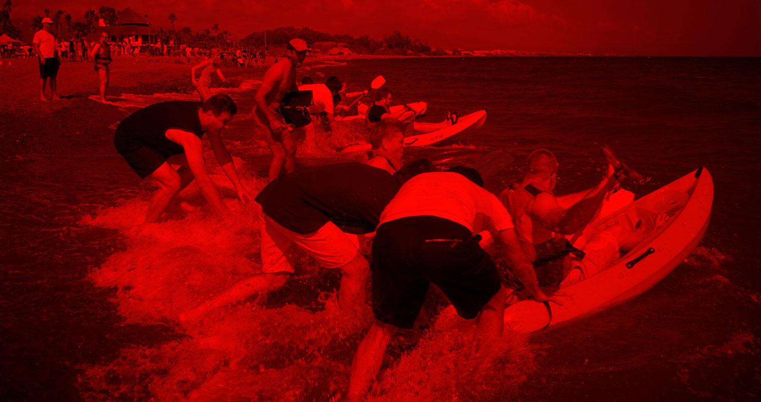 relevos beach games mediterranean challenge exploramas