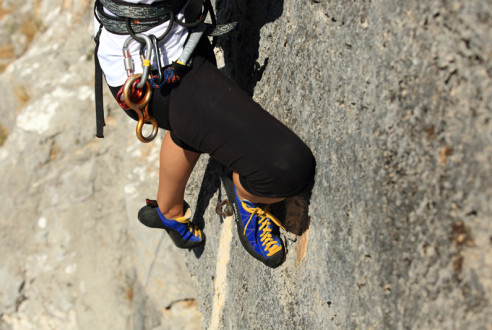 Rock Climbing | Adventures for companies