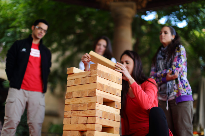 Outdoor Team Building Games For Work