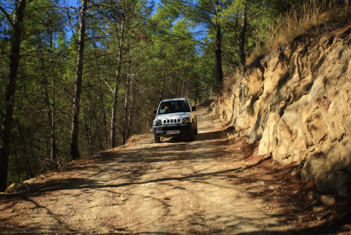 RUTAS 4X4 | JEEP EMOTION