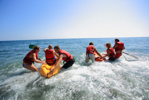 Team Building in Malaga | Corporate Events