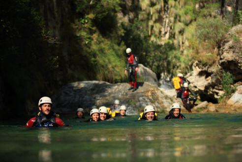 barranquismo-descenso-canon-aventura-exploramas-8