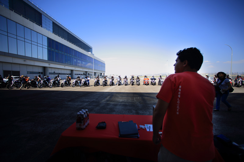 rock in a harley actividad empresas ruta moto exploramas