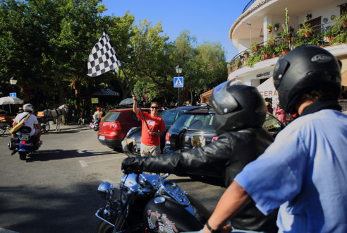 Harley Davidson Experience for companies