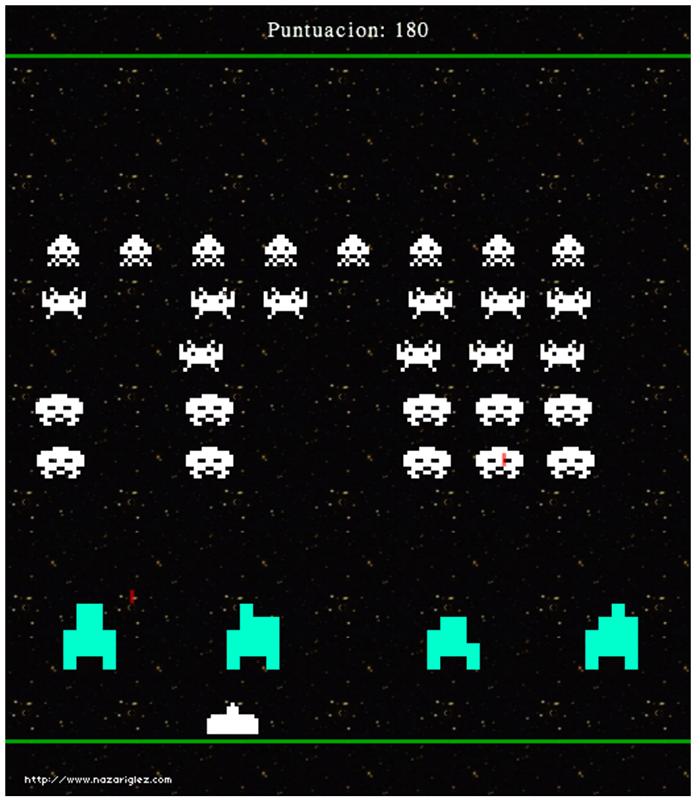 videojuego marcianos dia del gamer agosto 2014