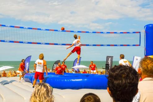 Bossaball | Team Building Sport