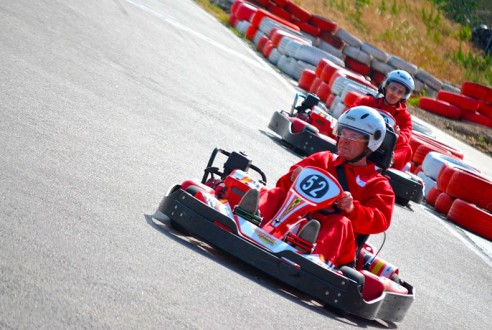 Karting Race for Companies
