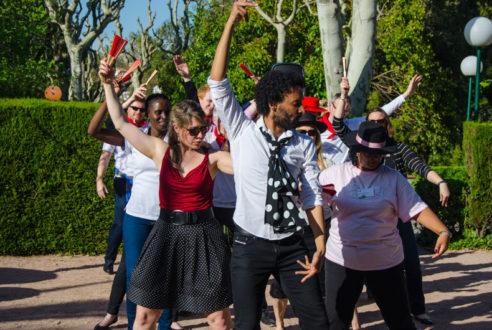 Eventos corporativos con flamenco