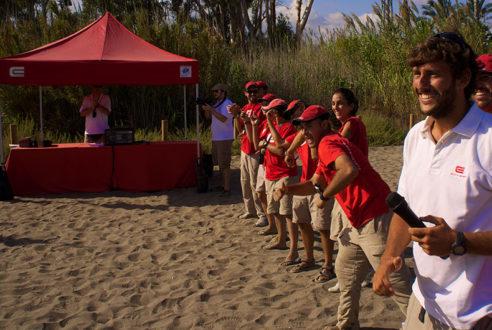 Eventos de Team Building en playa