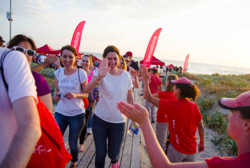 Eventos de Team Building en playa