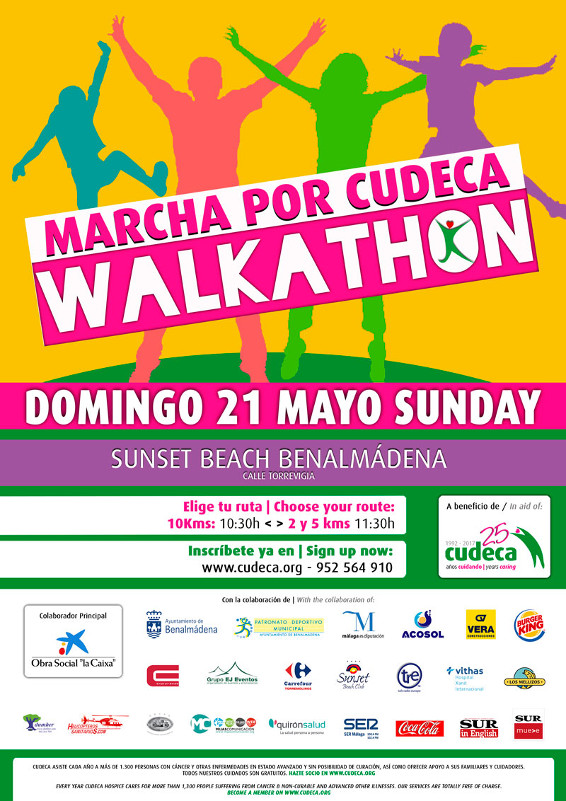 cartel-WALKATHON-cudeca-2017