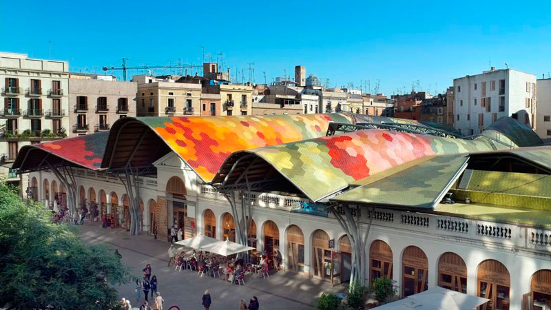 mercado-de-santa-caterina-barcelona-eventos-corporativos-exploramas