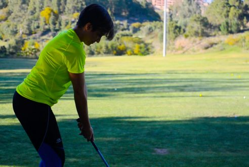 Golf Experience: team building y deporte