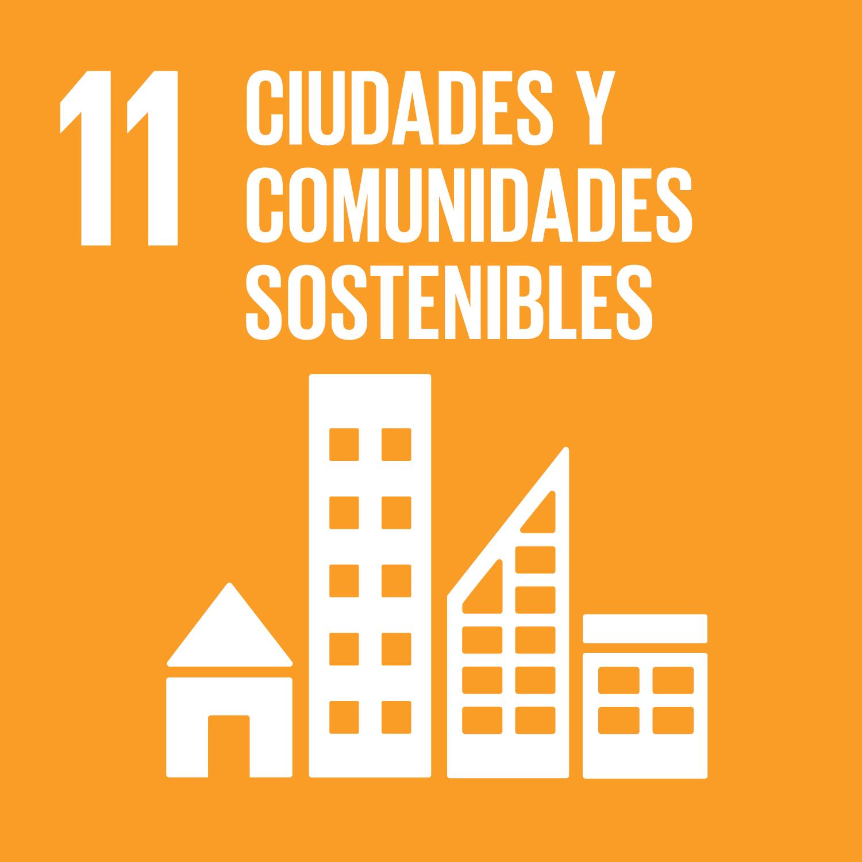 ODS 11 Ciudades comunes y sostenibles