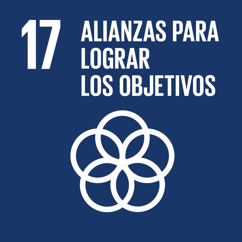 ODS Alianzas para lograr los objetivos