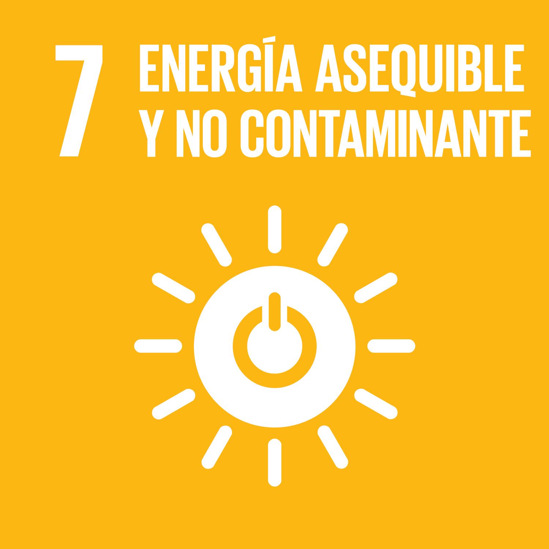 ODS 7 Energia asequible y no contaminante