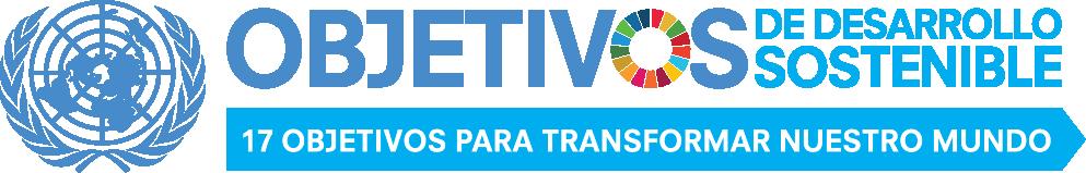 logo objetivos desarrollo sostenible ods exploramas