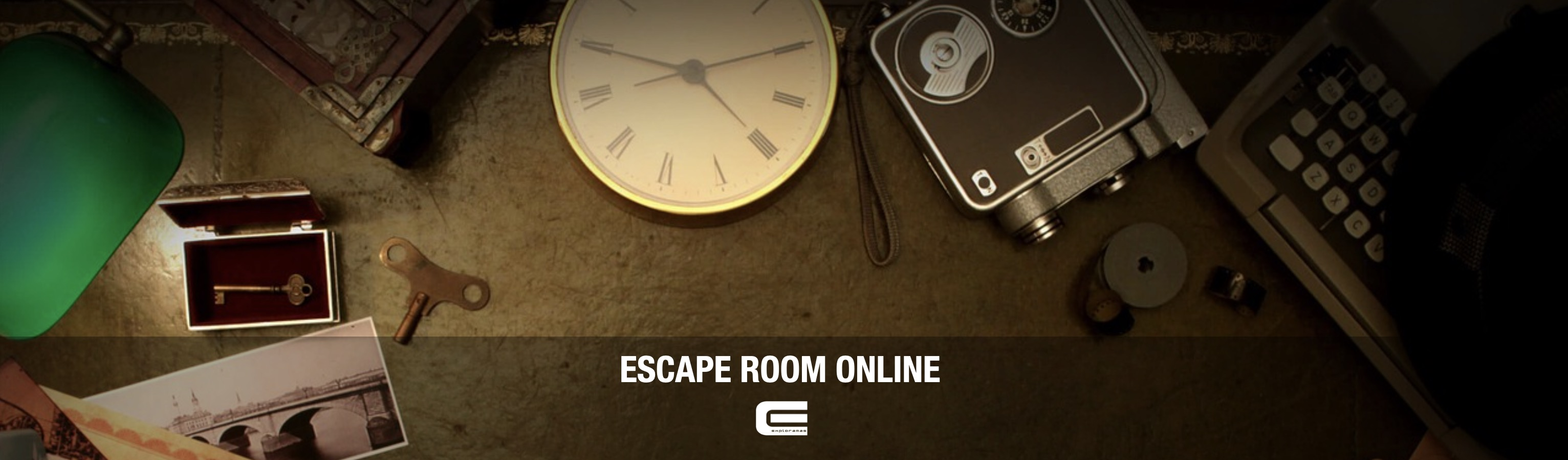 Un Escape Room Virtual diferente